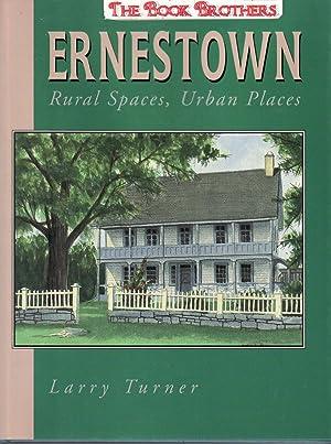Ernestown: Rural Spaces, Urban Places: Turner, Larry