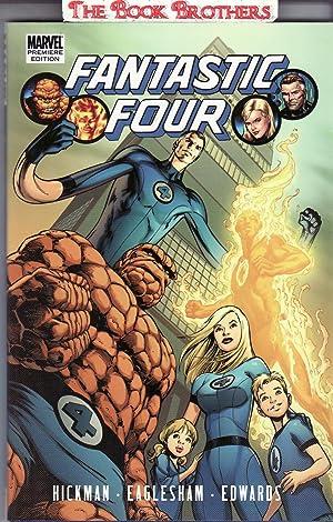 Fantastic Four, Vol. 1, Solve Everthing;Marvel Premier: Jonathan Hickman