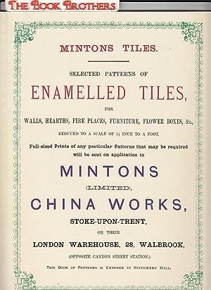 Mintons Tiles:Selected Patterns of Enamwlled Tiles etc.: Chris Blanchett