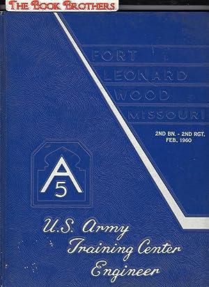 U.S.Army Training Center Engineer;2nd BN.-2ND RGT.(Feb.,1960) Fort: Thomas A. Lane