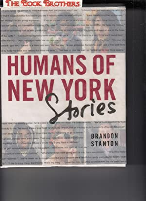 Humans of New York : Stories: Brandon Stanton