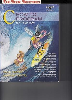 C: How to Program (6th Edition) DVD-ROM: Paul Deitel; Harvey