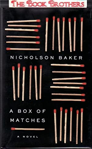 A Box of Matches: A Novel: Baker, Nicholson