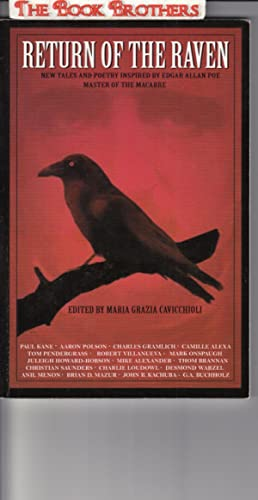 Return of the Raven;New Tales and Poetry: Maria Grazia Cavicchioli