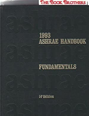 1993 Ashrae Handbook Fundamentals