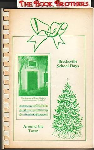 Brecksville School Days,Around the Town,Part 2, (Signed): Snow,Dorcas Lavina