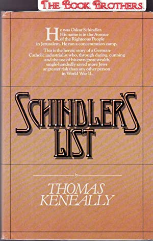 Schindler's List: Keneally, Thomas
