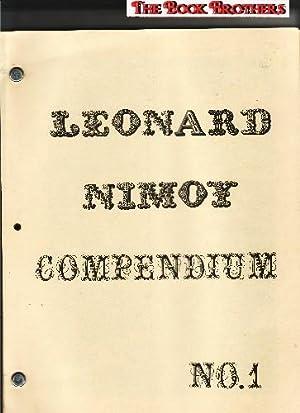 Leonard Nimoy Compendium No.1: Karen L. Rourke Editor