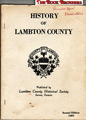 History of Lambton County: Jean Turnbull Elford