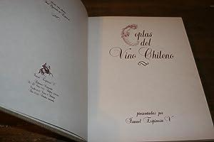 Coplas del Vino Chileno: presentadas por Ismael Espinosa