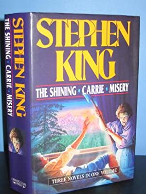 The Shining, Carrie, Misery: STEPHEN KING