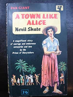 an analysis of the novel a town like alice by nevil shute A town like alice is probably his biggest writing success shute's love of australia permeates this novel shute's love of australia permeates this novel moreover, the cruel things he has been through in the both world wars have a lot of influence in this book: he describes a lot of cruel things, which probably really can have happened in the war.