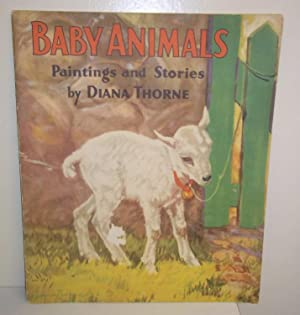 Baby Animals: Thorne, Diana (Paintings