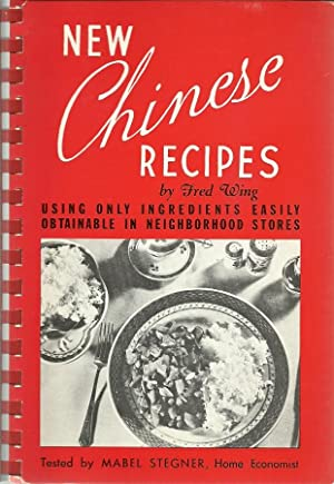 New Chinese Recipes