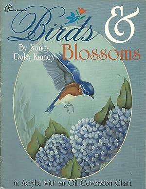Birds & Blossoms: Kinney, Nancy Dale,