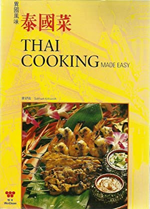 Thai Cooking Made Easy (Text in English and Chinese)