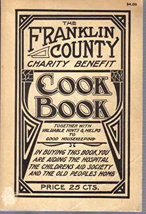 The Franklin County Charity Benefit Cook Book