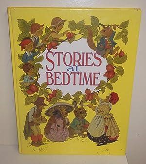 Stories at Bedtime: Johnston, Beryl, Illustrated