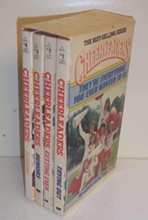 Cheerleaders (Box Set: Trying Out / Getting: Cooney, Caroline B.;