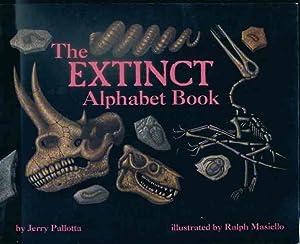 The Extinct Alphabet Book: Pallotta, Jerry, Illustrated