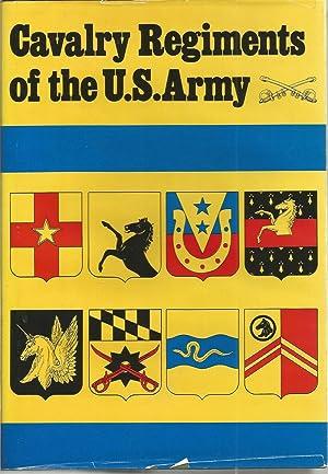 Cavalry Regiments of the U.S. Army: Sawicki, James A.,