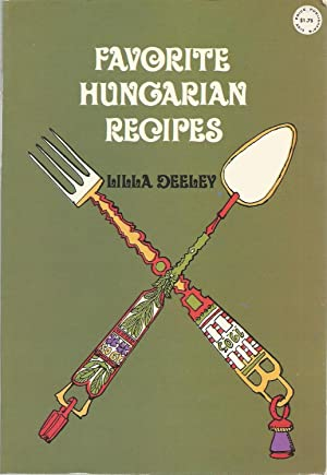Favorite Hungarian Recipes