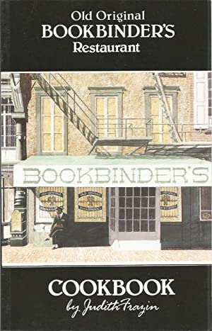 Old Original Bookbinder's Restaurant Cookbook