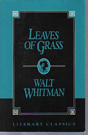 Leaves of Grass: Whitman, Walt, Illustrated