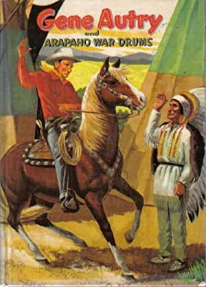 Gene Autry and Arapaho War Drums