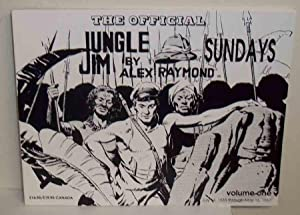 The Official Jungle Jim Sundays, Volume One: July 14, 1935 through May 16, 1937