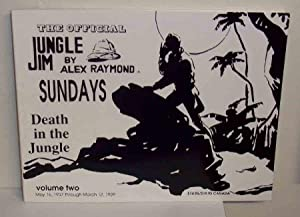 The Official Jungle Jim Sundays: Death in the Jungle, Volume Two: May 16, 1937 through March 12, ...