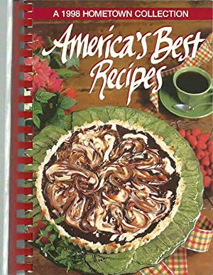 A 1998 Hometown Collection America's Best Recipes