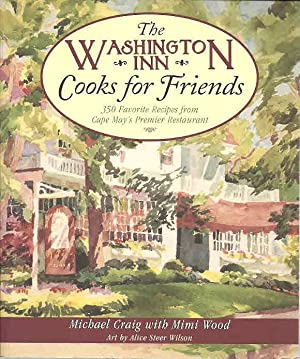 The Washington Inn Cooks for Friends