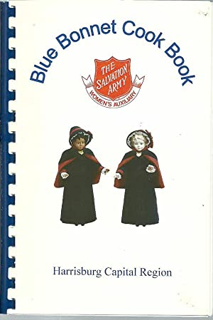 Blue Bonnet Cook Book - The Salvation: The Salvation Army