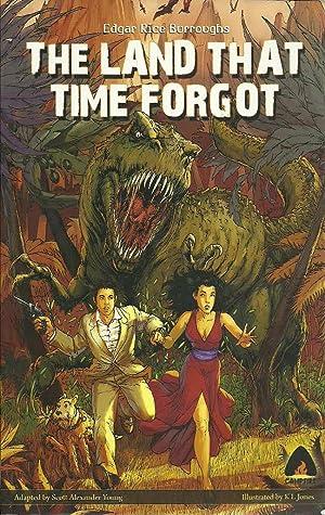 Land That Time Forgot: Burroughs, Edgar Rice