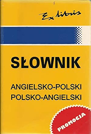 Slownik Podreczny (angielsko-polski polsko-angielski) Handy Dictionary (English-Polish: Kaluza, Jan J,