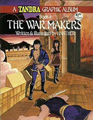 The War Makers: Book 8 (A Tandra Graphic Album)