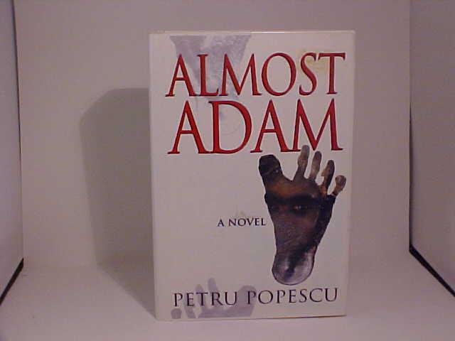 Almost Adam: A Novel