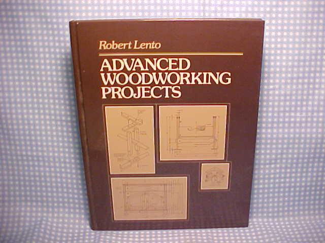 Advanced Woodworking Projects