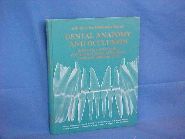 dental anatomy occlusion - AbeBooks