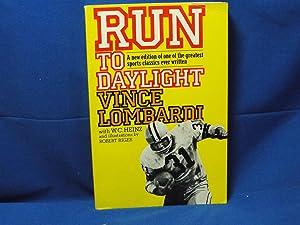 Run to Daylight: Lombardi, Vince