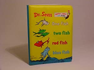 One Fish Two Fish Red Fish Blue: Seuss, Dr.