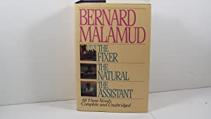 The Fixer, The Natural, The Assistant (All: Malamud, Bernard