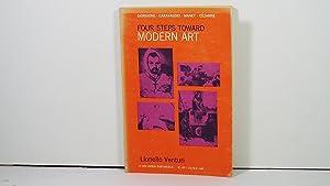 Four Steps Toward Modern Art: Giorgione, Caravaggio,: Venturi, Lionello
