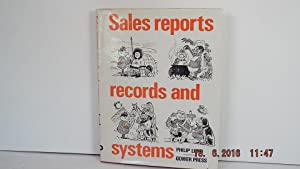 Sales Reports Records and Systems