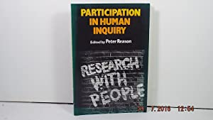 Participation in Human Inquiry
