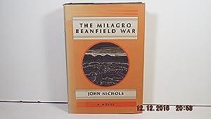 The Milagro Beanfield War: Nichols, John Treadwell