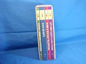 Grandmother's Kitchen Wisdom Library 4 Volume Set, Food Secrets, Natural Remedies & Nutrition, Ki...
