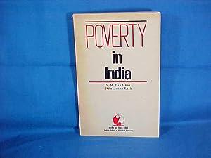 Poverty in India: Dandekar, V. M.