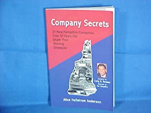 Company Secrets 21 New Hampshire Companies Over 50 Years Old Share Their Winning Strategies